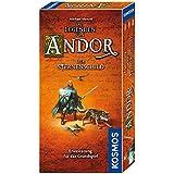 Kosmos 691936 - Die Legenden von Andor - Erweiterung Der Sternenschild, Brettspiel + Kosmos 692261 - Die Legenden von Andor, neue Helden, Strategiespiel