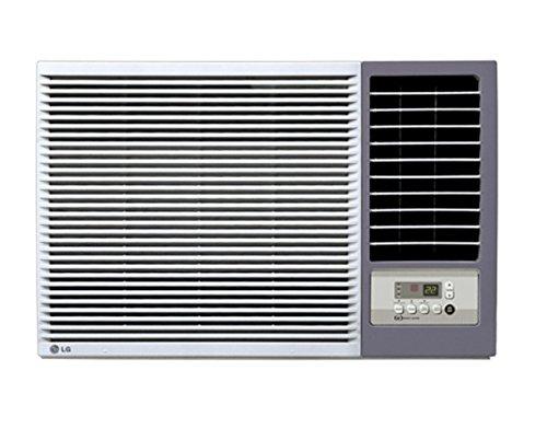 LG LWA5CS3F Window AC (1.5 Ton, 3 Star Rating, White, Copper)