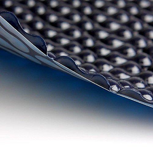 Boîtier piscine été GeoBubble 500microns Energy Guard pour famille piscine de 2x 2Mètres (avec renfort dans les deux côtés étroits). 2x6metros