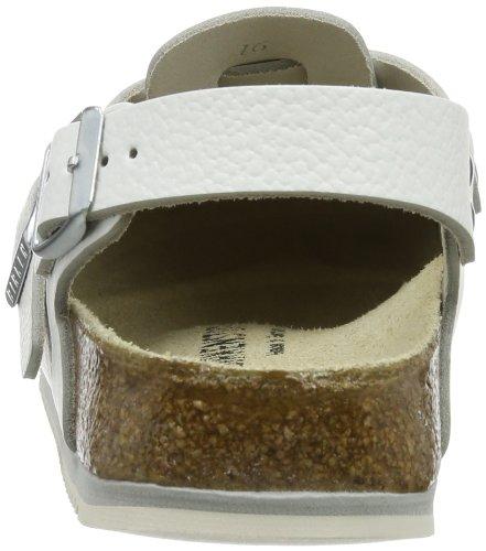 Birkenstock Professional Tokio, Mules mixte adulte Blanc (Weiss)