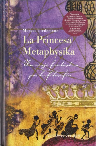 La Princesa Metaphysika Cover Image