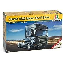 Italeri 3858S  - Scania R620 V8 Nueva Serie R (escala 1:24)