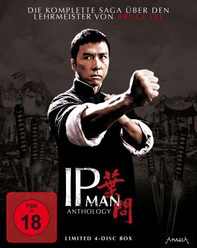 Bild von IP Man - Anthology [Blu-ray] [Limited Edition]