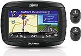 Garmin zumo 590LM EU Motorradnavigationsgerät - lebenslange Kartenupdates, Musiksteuerung, 12,7cm (5 Zoll) Touchscreen
