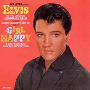 Girl Happy =remastered= [Vinyl LP]