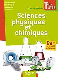 Sciences physiques et chimiques Terminale ST2S - Livre élève - Ed. 2013