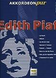 Piaf Edith Akkordeon Pur