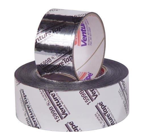 Flex Duct (ideal-air 904162Flex Duct Tape, 120YD, silber von ideal-air)