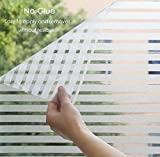 TOTAL HOME :New Privacy Home Static Cling Window Sun Shade Film No Glue Self Adhesive Decorative Sticker