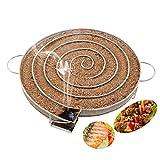 Edelstahl Rauch Generator Grill Behälter kalter rauchender Raucherbox Halter Speck Lachs Fleisch Brand kochendes Werkzeug