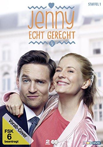 Jenny - echt gerecht, Staffel 1 [2 DVDs]