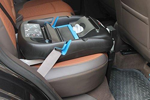 Baby Sportive Allivio Sistema de viaje 4 en 1, silla de paseo, carrito con capazo y silla de coche + la base ISOFIX, RUEDAS GIRATORIAS, parasol y