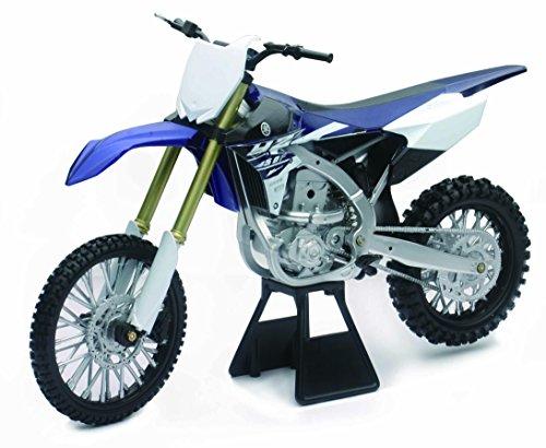 New Ray NewRay.;–49443–Moto Yamaha YZ 450F–Die Cast–36cm–1/6°