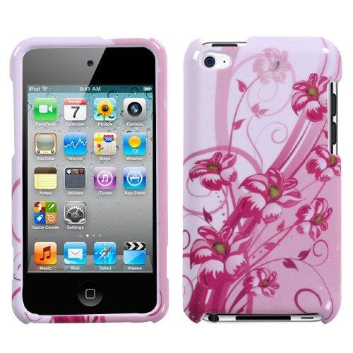 Blooming Lily Faceplate Cover Schutzhülle Handy Displayschutzfolie für Apple iPod Touch (4. Generation) Ipod 4. Generation Von Skins