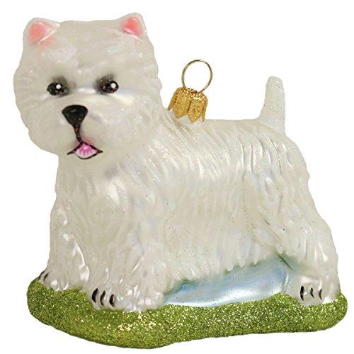 440s Glashänger Hund West Highland Terrier | PP-2295 | 5907625753074