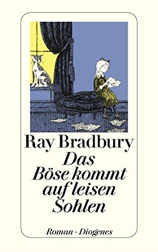 Buchseite und Rezensionen zu 'Das Böse kommt auf leisen Sohlen (detebe)' von Ray Bradbury