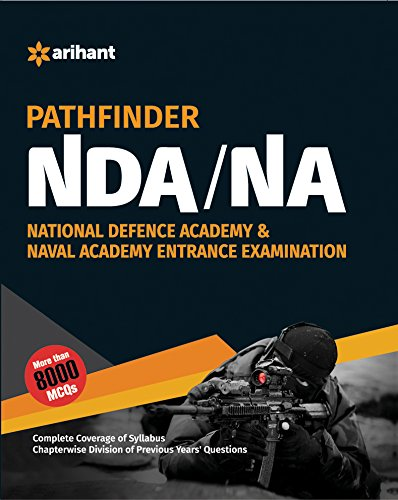 Pathfinder for NDA & NA Entrance Examination National Defence Academy/Naval Academy Conducted by UPSC price comparison at Flipkart, Amazon, Crossword, Uread, Bookadda, Landmark, Homeshop18