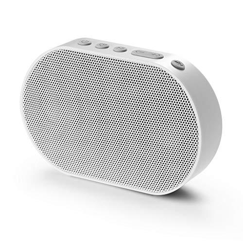 OPmeA Altavoz portátil estéreo Elegante de WiFi Bluetooth del Altavoz estéreo con...