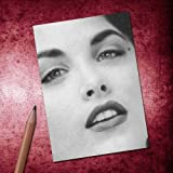 Seasons SHERILYN FENN - ACEO Sketch Card (Signed by the Artist) #js005