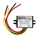 MagiDeal 6A 60w DC Reduce Energía Módulo de Convertidor Reductor Voltios