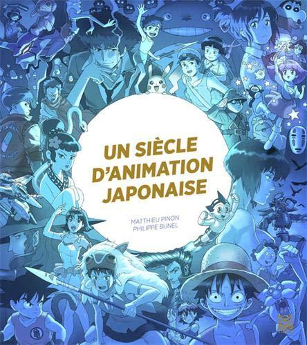 1 siècle d'animation japonaise