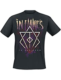 In Flames In Our Room T-shirt noir L