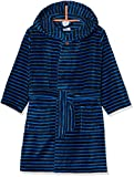 Sanetta Jungen Bademantel Bathrobe, Blau (Blue Navy 50151.0), 116