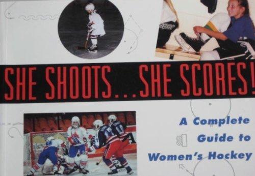 She Shoots She Scores por Barbara Stewart