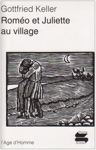 Roméo et Juliette au village. Poche suisse numéro 29
