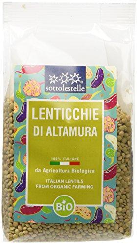 Sottolestelle Lenticchie di Altamura - 6 confezioni da 400gr - Totale Puglia