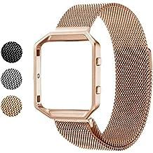 Fitbit Blaze Bracelet, BeneStellar Remplacement Bracelet pour Accessorie de Fitbit Blaze