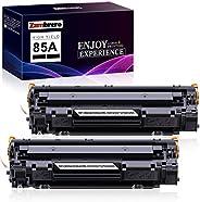 Zambrero CE285A 85A Cartucho Tóner Compatible para HP Laserjet Pro P1102W P1102 P1005 P1109W P1109 P1100 P1006