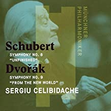 Schubert:Symphony 8 Unfinished