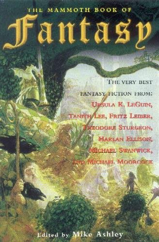 The Mammoth Book of Fantasy