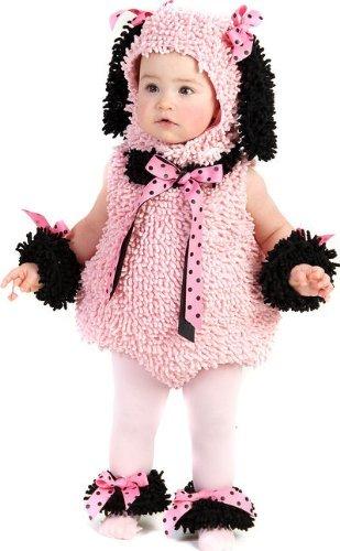 Princess Paradise 197828 rosa Pudel Baby-Kleinkind-Kost-m Gr--e: 12/18 Monate
