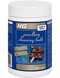 HG jewellery cleaning bath 300ML - A jewellery cleaner to clean all your jewellery and ornaments.
