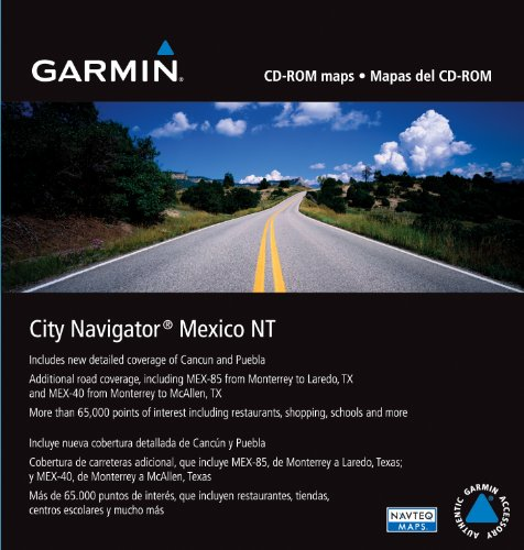 Garmin MapSource City Navigator Mexiko 00 Mapsource City Navigator