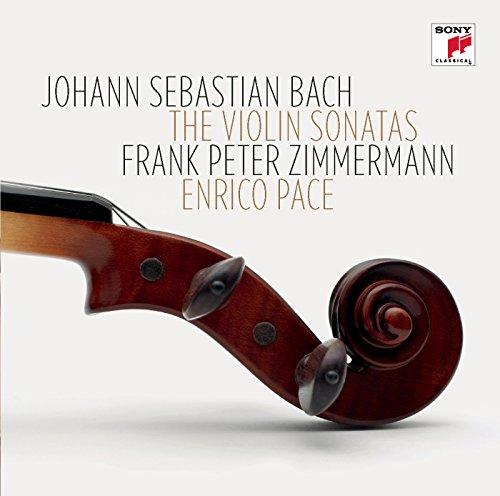 Bach Sonaten für Violine und Klavier BWV 1014-1019