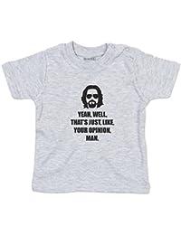 Brand88 - Yeah, Well, That's Just, Like, Your Opinion, Man Camiseta Impresa Para Bebés