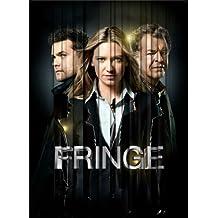 Fringe Poster On Silk <60cm x 82cm, 24inch x 33inch> - Cartel de Seda - 06C0E7