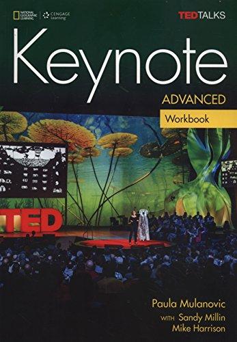 Keynote Advanced. Ejercicios ( + Workbook Audio CD) por Vv.Aa.