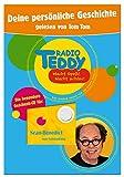 Die ganz persönliche Hörspiel-CD - von Radio Teddy präsentiert, erzählt von Tom Tom und mit dem Kindernamen Ihrer Wahl als Hauptrolle personalisiert. Ihr Wunschname wird mehrere Male im Hörspiel genannt und auf die CD gedruckt.