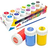 Acryl-Farben-Set für Kinder und Erwachsene   14er Acryl Farbset von Tritart