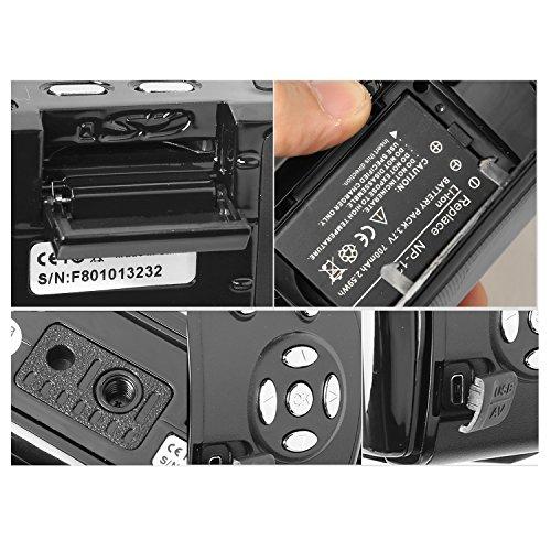 Stoga C8 Digital Videocámara 16MP Alta Definición DV
