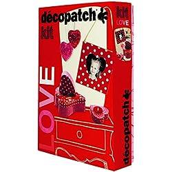 Decopatch–Kit de Amor