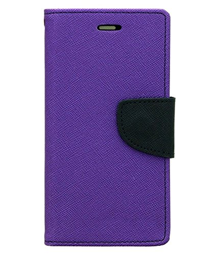 RJR Mercury Goospery Wallet Diary Style Flip Back Case Cover For Micromax Canvas Knight Cameo A290 -Purple  available at amazon for Rs.199