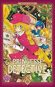 Princesse Détective Edition simple Tome 6