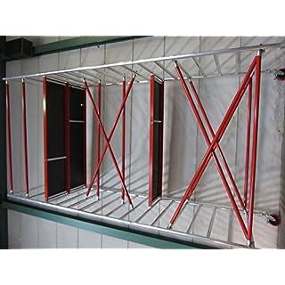AluMark AL 630-250 Rollgerüst Fahrgerüst Gerüst RED