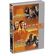Espion et demi / Bienvenue dans la jungle / Flic de haut vol - Coffret Flixbox 3 DVD