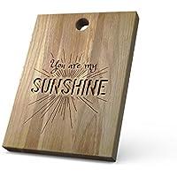 Planche à Découper Personnalisé - You Are My Sunshine